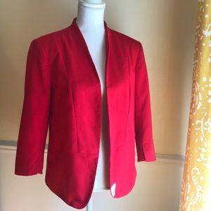 Lauren Conrad red blazer